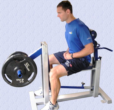 The MyoHip - the ultimate hip joint strength machine from
